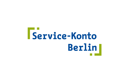 Link zu: ServiceKonto Berlin