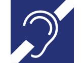 Icon Höranlage vorhanden