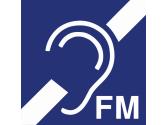 Icon FM-Höranlage vorhanden