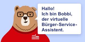 "Link zu: Chatbot ""Bobbi"""