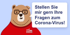 "Link zu: Chatbot ""Bobbi"" informiert zum Corona-Virus"
