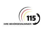 Logo Bürgertelefon 115