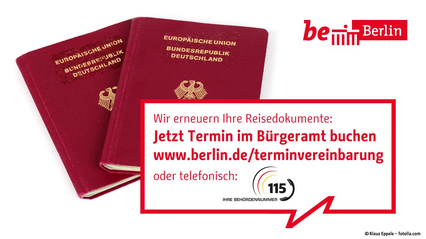 Sind Ihre Personaldokumente noch gültig?